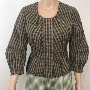 Tracy Reese NY Cropped Blazer